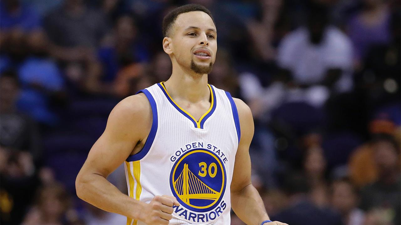 The Golden State Warriors continue to outpace the 1995-96 Chicago Bulls record-setting 72-win team, and improved to 48-4 with a 112-104 win Wednesday over the Phoenix Suns.