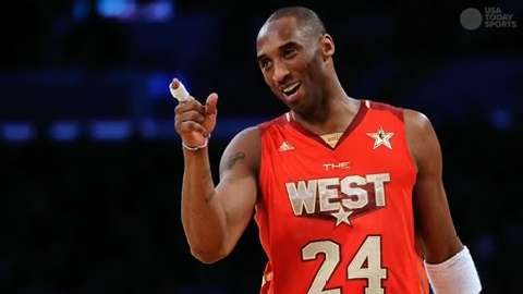 Kobe headlines All-Star Sunday