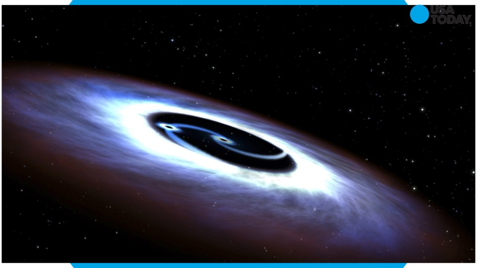 Gravity waves possibly detected