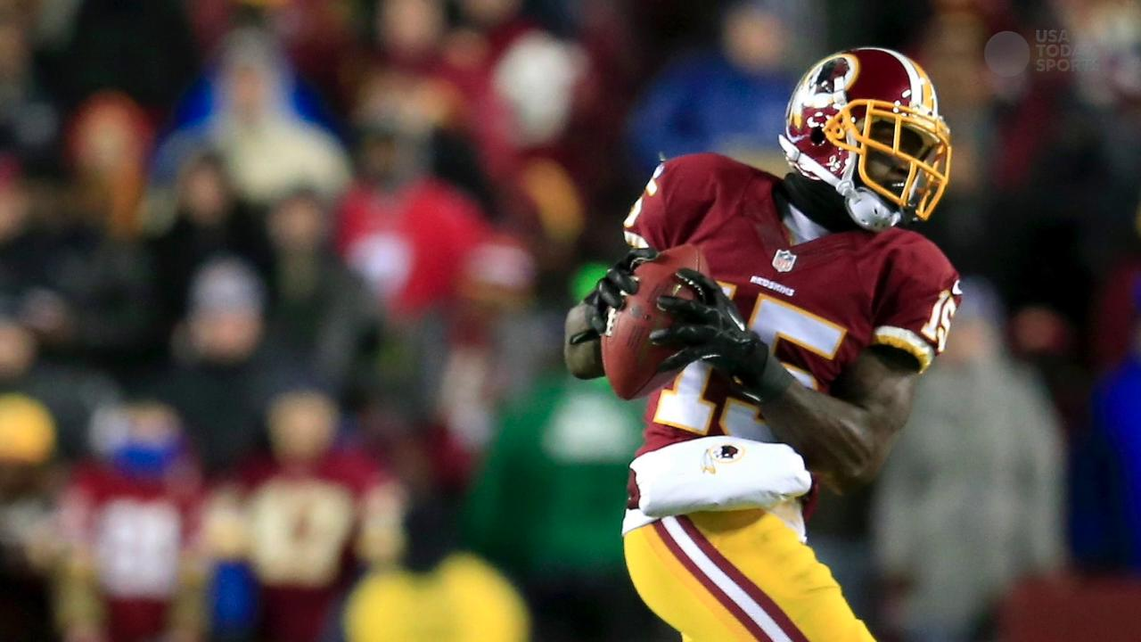 Free agent WR Josh Morgan shoots himself