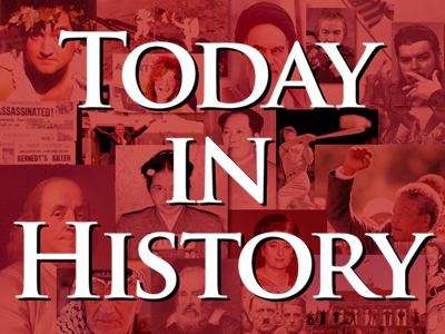 Highlights of this day in history: South Africa frees Nelson Mandela; Allied leaders in the last months of World War II sign the Yalta accords; Ayatollah Khomeini's followers seize power in Iran; inventor Thomas Edison born. (Feb. 11)