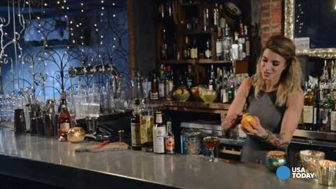 Want to whip up something special for that special someone? Here's a recipe that's sure to please, from Janelle Whisenant at Compass Rose Bar & Kitchen in Washington, D.C.