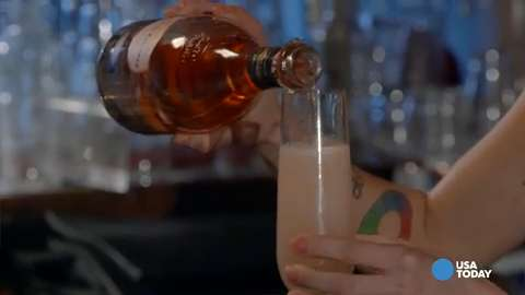 Drinks to stir up love this Valentine's Day: 'Midnight in Paris'