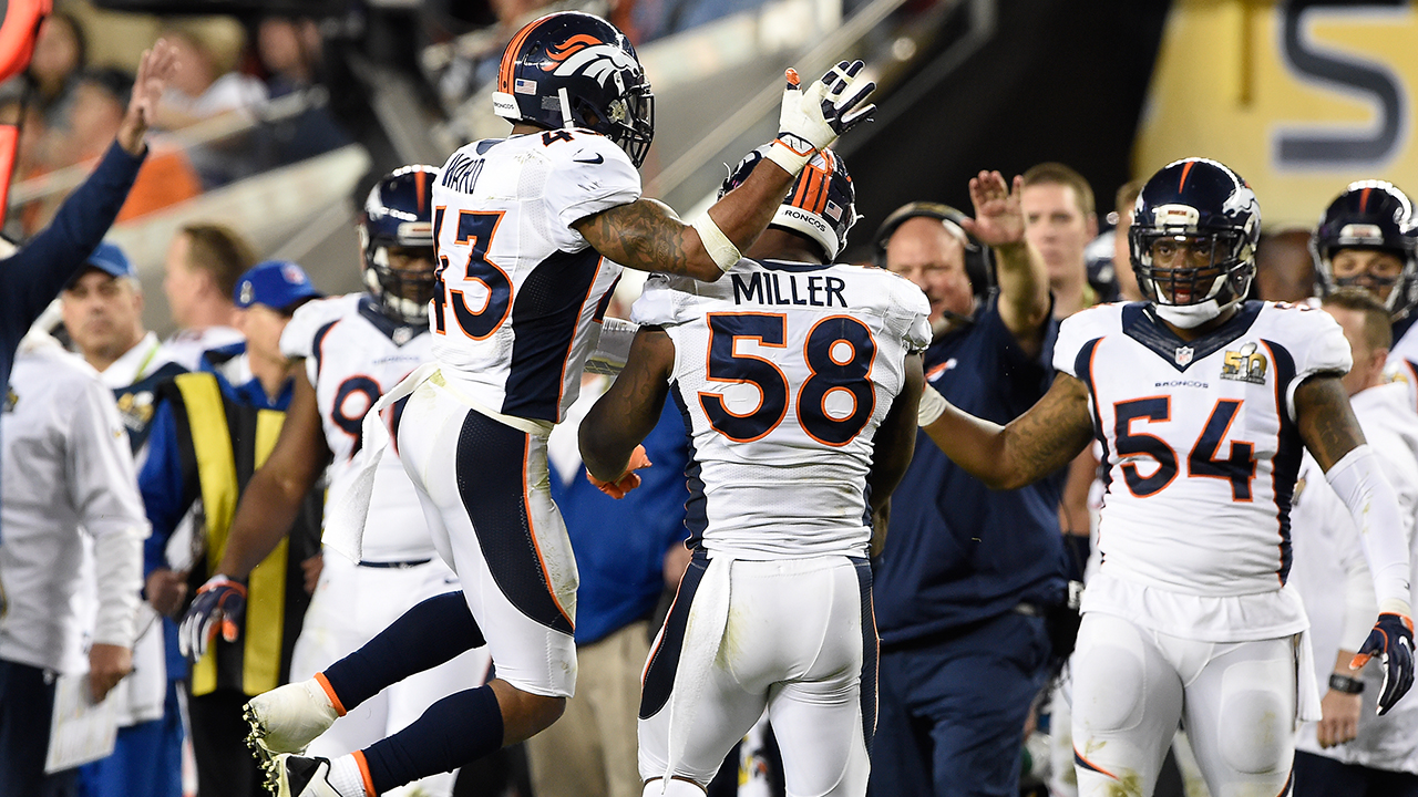 Super Bowl 50 MVP Von Miller discusses how the Denver Broncos defense prepared for the Carolina Panthers and looks at where his defense ranks among some of the NFL's all-time best units.