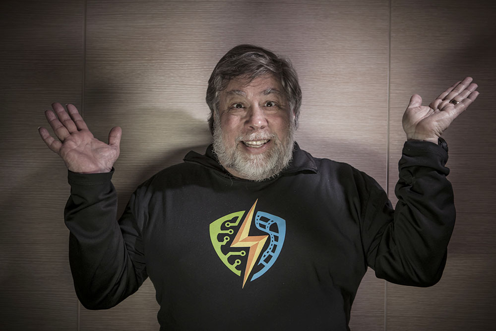 The wonderful world of Woz