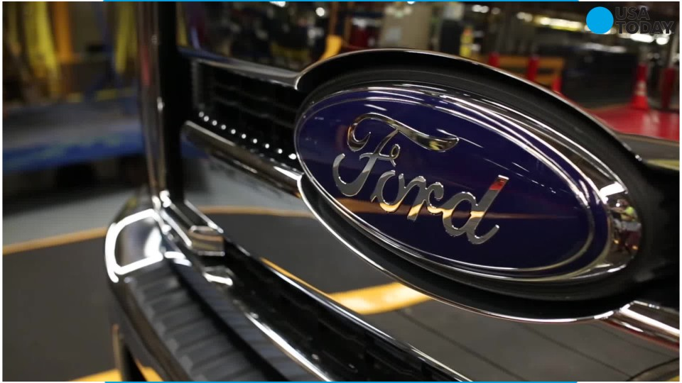 Ford said Thursday that it will launch four all-new sport-utility vehicles over the next four years in recognition of the growing global popularity of SUVs and crossovers.