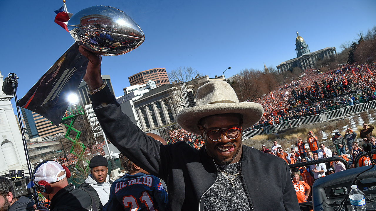 Super Bowl 50 MVP Von Miller discusses his future with the Denver Broncos after capturing his first championship.