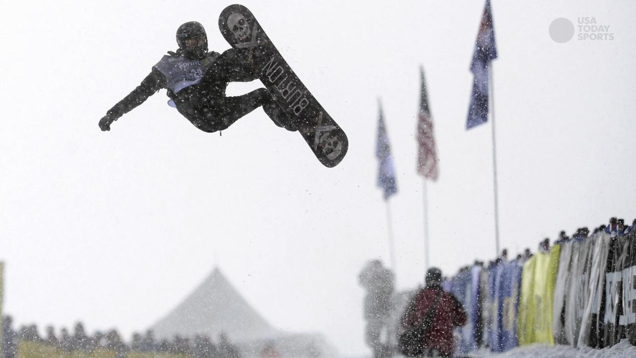 Shaun White plans to return to X Games