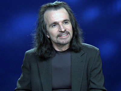 Recording Artist Yanni talks about how he's been using the synthesizer and creating electronic music for years. (Feb. 11)