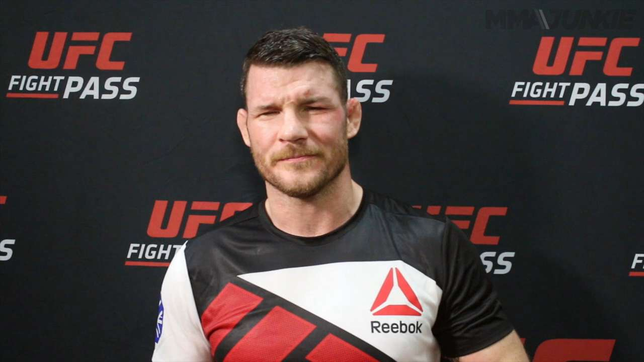 Michael Bisping sees Anderson Silva as a beatable cheat