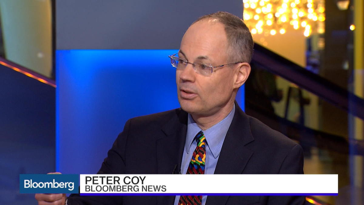 """Feb. 12 -- Bloomberg's Michael McKee and Peter Coy report on the chances for a U.S. economic recession. They speak on """"Bloomberg GO."""""""