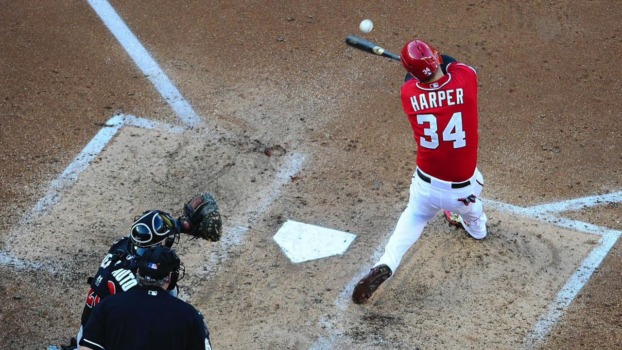 Nationals outfielder could become the richest player in baseball history when his current contract runs out in 2018.