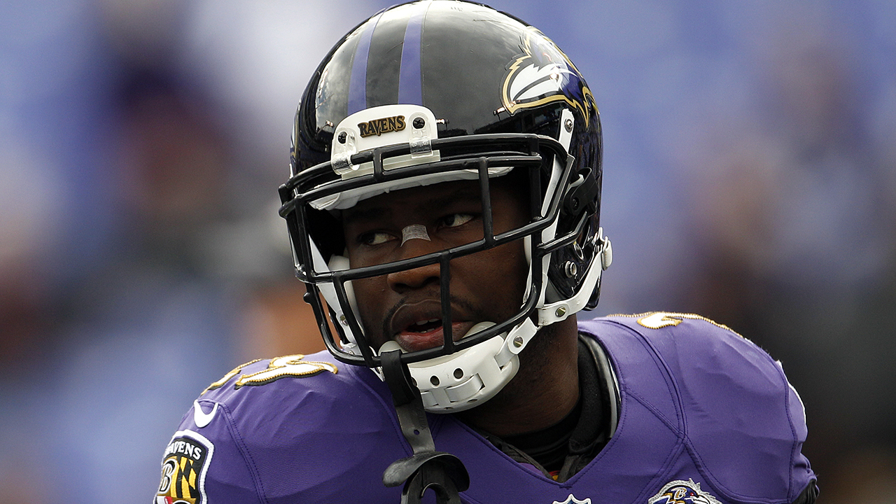 Baltimore Ravens running back Justin Forsett explains why he's so happy that Steve Smith decided to hold off on retirement.