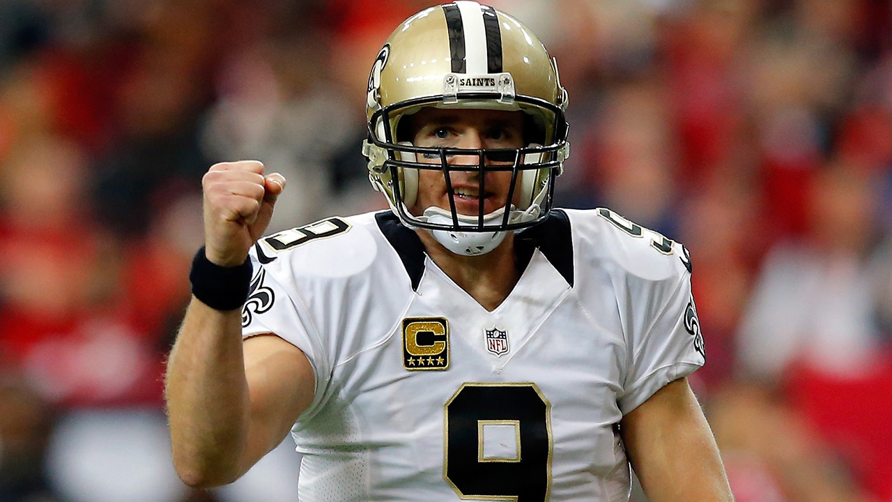 New Orleans Saints quarterback Drew Brees discusses how he feels after his foot injury and explains why he thinks the Saints will thrive next season.