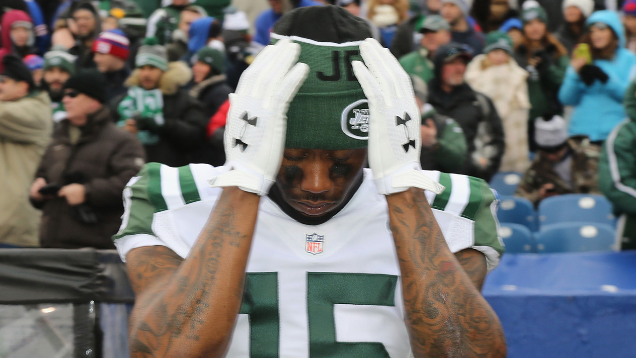 Brandon Marshall: Jets overachieved and underachieved last season
