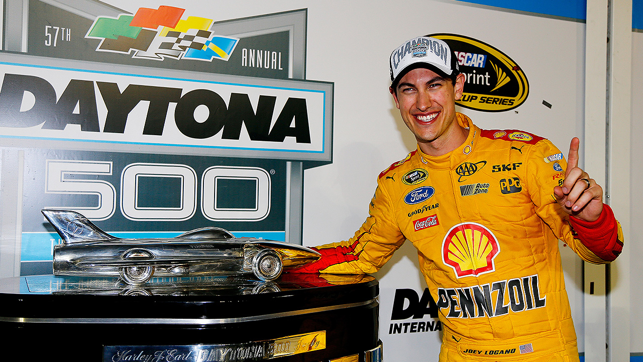 2015 Daytona 500 winner Joey Logano talks about how he is going to change his strategy at this year's edition Great American Race.