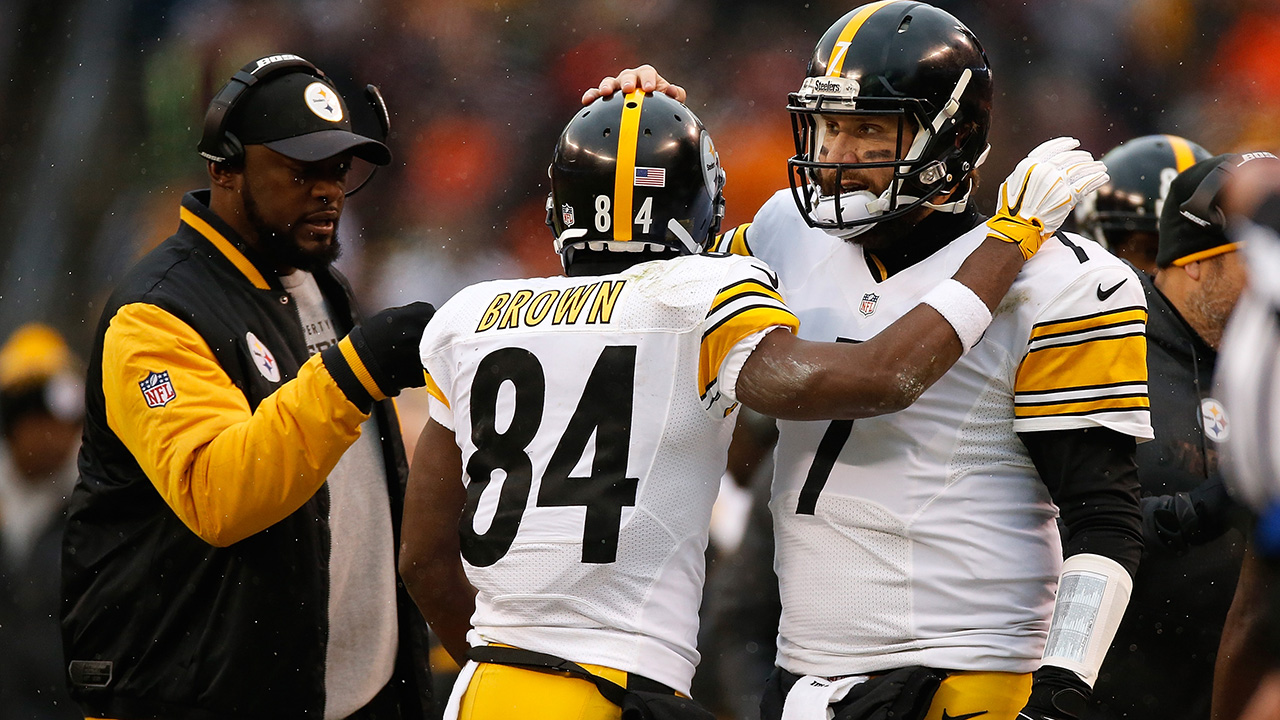 Former Pittsburgh Steelers wide receiver Hines Ward discusses whether Ben Roethlisberger can change how he plays to avoid injuries.