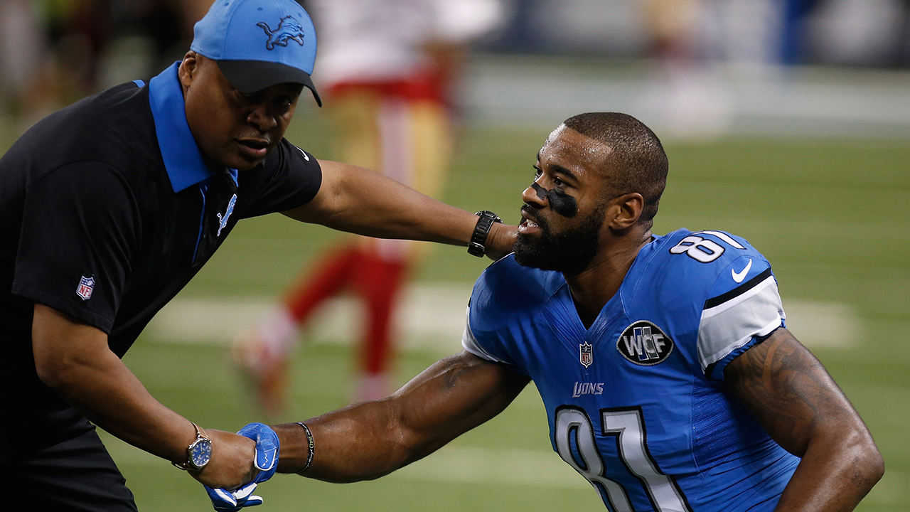 Former Detroit Lions wide receiver Herman Moore discusses Calvin Johnson's retirement and explains why he thinks Jim Caldwell is the right fit for the Lions.