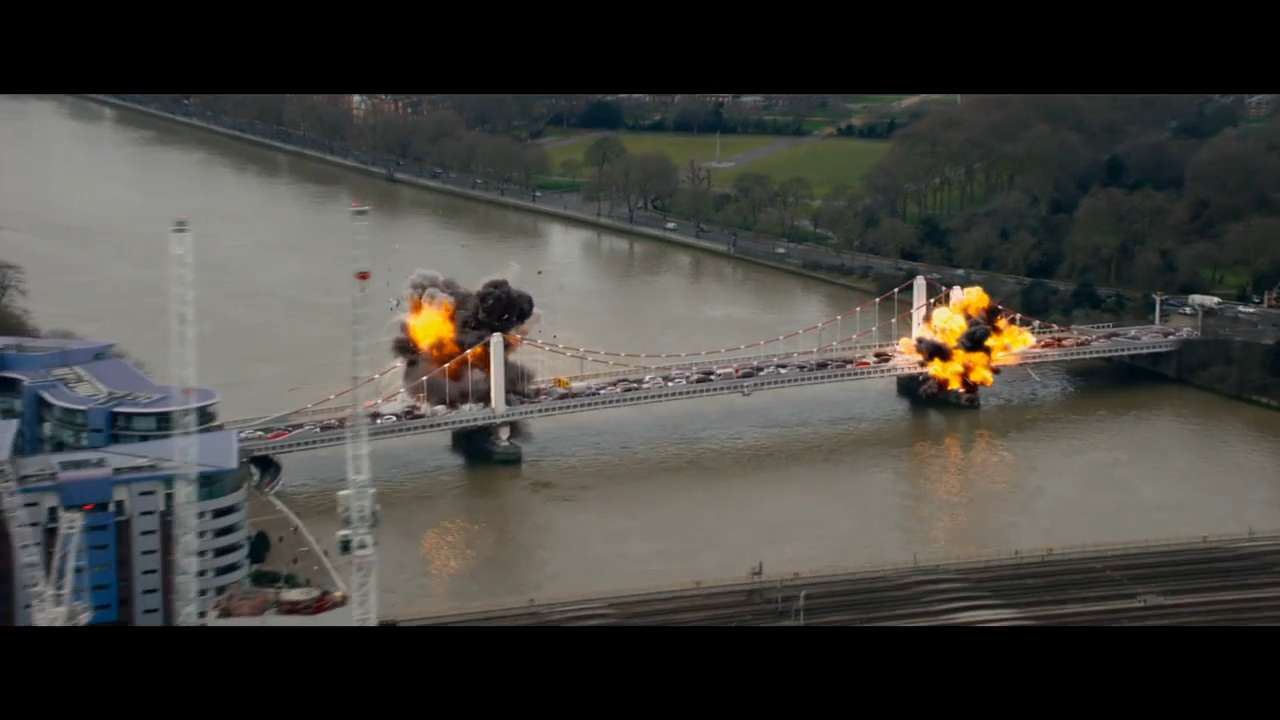 Trailer: 'London has Fallen'