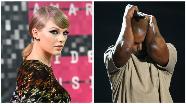 """Kanye West's new track """"Famous"""" is aimed at Taylor Swift, and she fired back, saying the lyrics have a """"strong misogynistic message."""" Video provided by Newsy"""