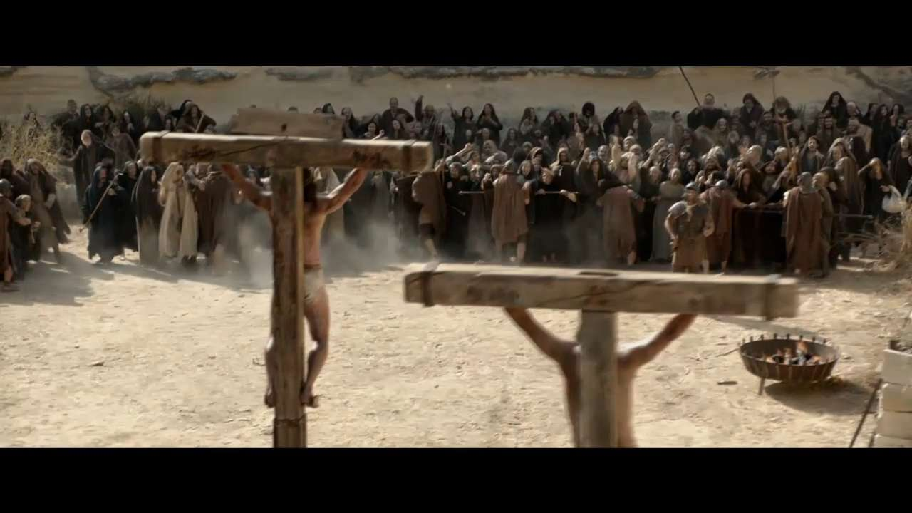 Joseph Fiennes plays a Roman solider tasked with tracking down Jesus' body when it goes missing after his crucifixion.