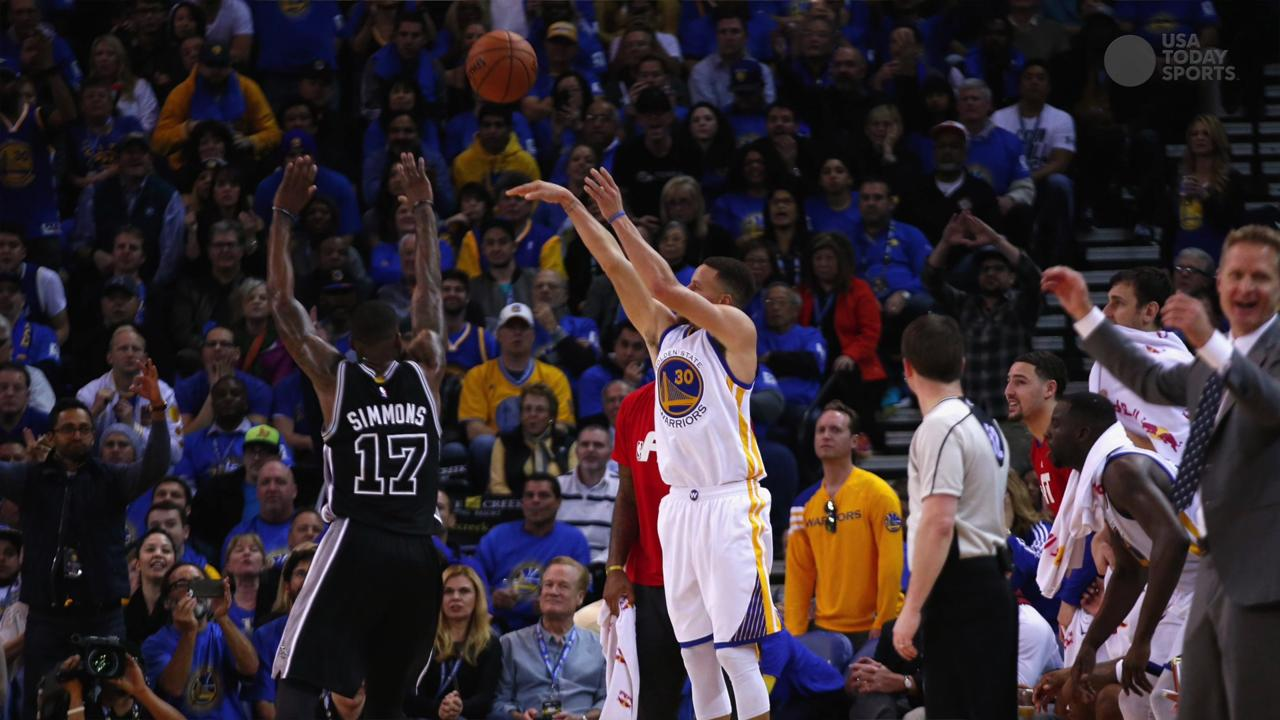 Sam Amick and Jeff Zillgitt break down just how good Steph Curry and the Warriors are in comparison to the greatest team of all-time.
