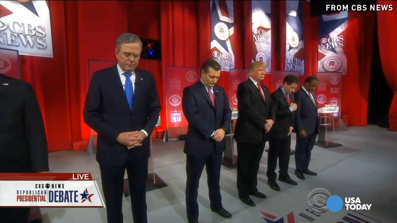GOP candidates call for 'delay' on Scalia replacement