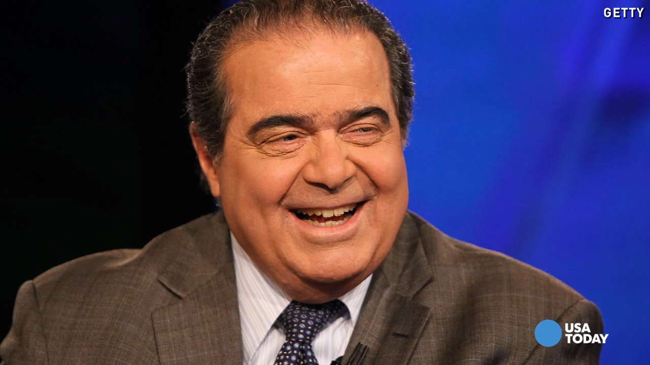 Justice Antonin Scalia: In his own words