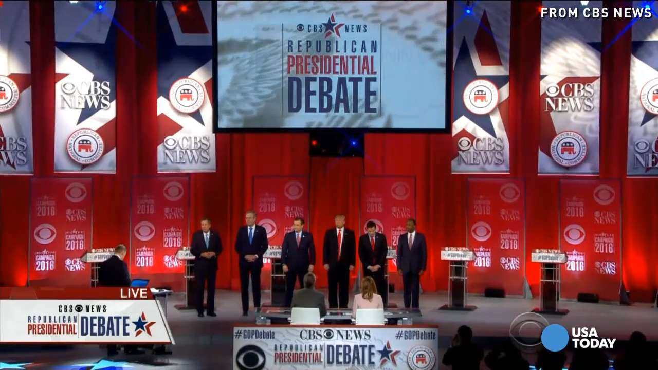 Fact check: False claims by Republican candidates