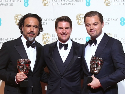 'The Revenant' Mauls BAFTA Competition