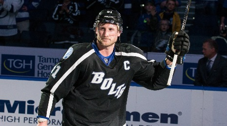 Tampa Bay Lighting center Steven Stamkos will not be traded before the deadline.