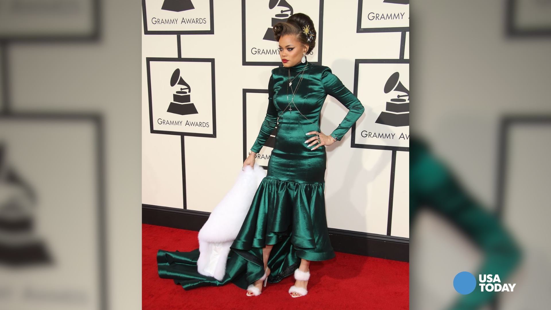 Best and worst dressed at 2016 Grammy Awards