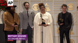 Trainor, Stapleton, Shakes Take Home Grammys