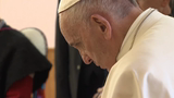 Raw: Pope Lunches with Indigenous Families