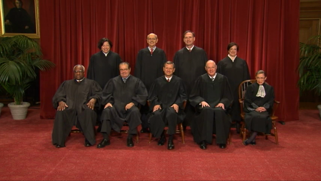 High Court Mourns Scalia. What's Next?