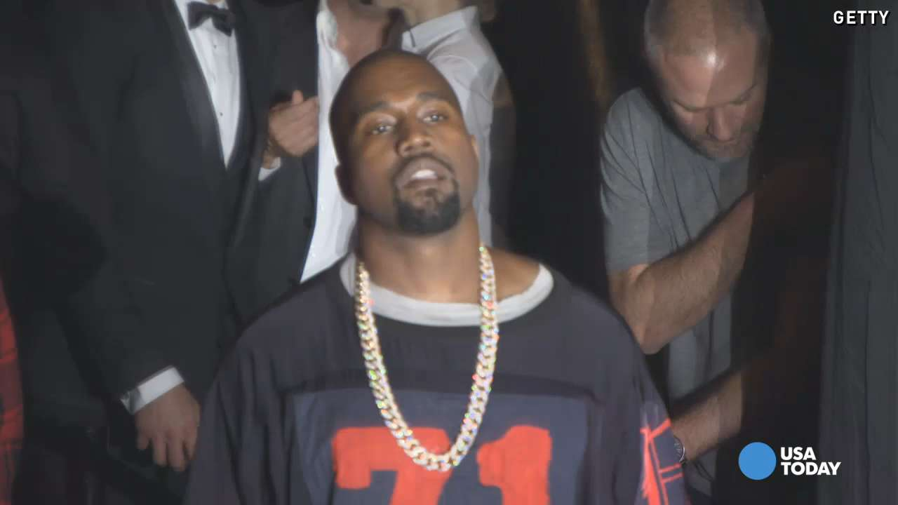 6 Kanye West tweets that confuse us all