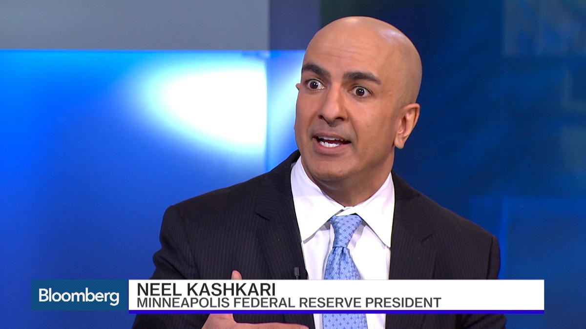 As head of a regional Federal Reserve bank, Neel Kashkari is making headlines by talking tough on banks.