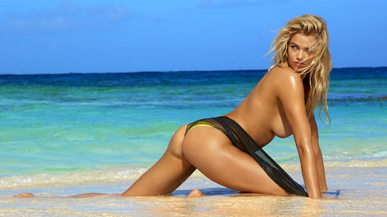 Hailey Clauson on the moment she became an SI Swimsuit cover model