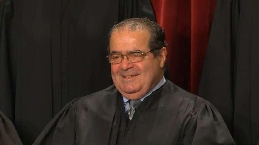 Scalia to lie in repose at Supreme Court