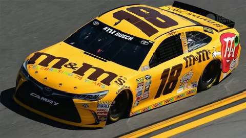 Kyle Busch's quest to repeat starts at Daytona