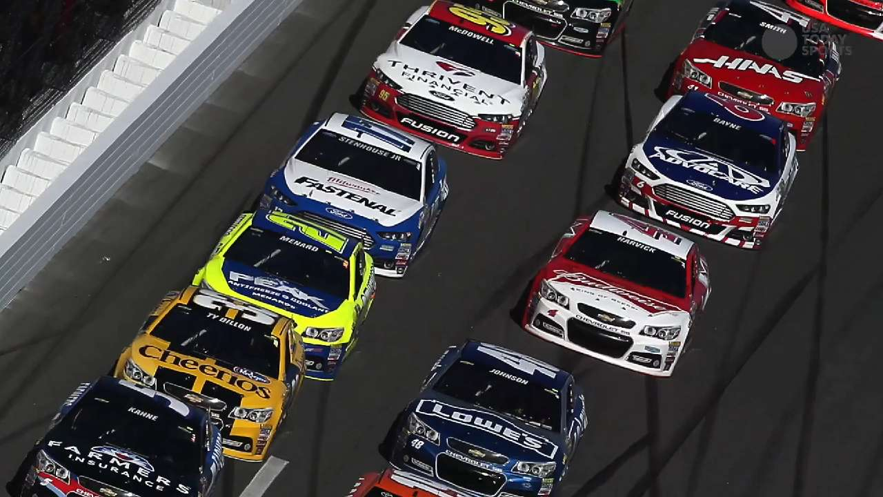 2016 Daytona 500: Where does the winning car go?
