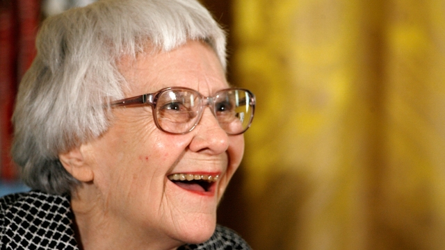 'To kill A Mockingbird' author Harper Lee dead at 89