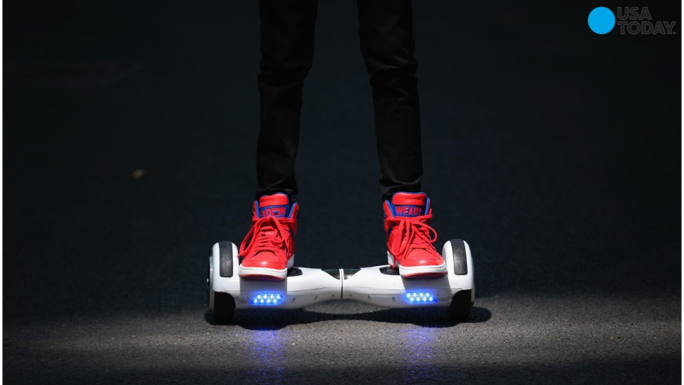 U.S. Government: 'hoverboards are unsafe'