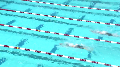 Inside the Race: 400-Yard Individual Medley