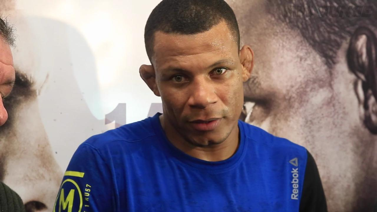 Alex 'Cowboy' Oliveira can't wait to see how Cerrone handles welterweight