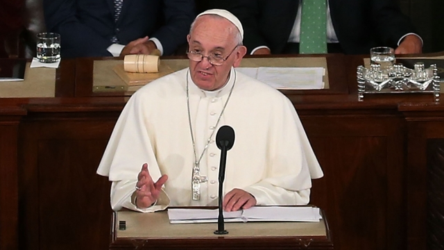 Pope Francis calls on world leaders to abolish death penalty