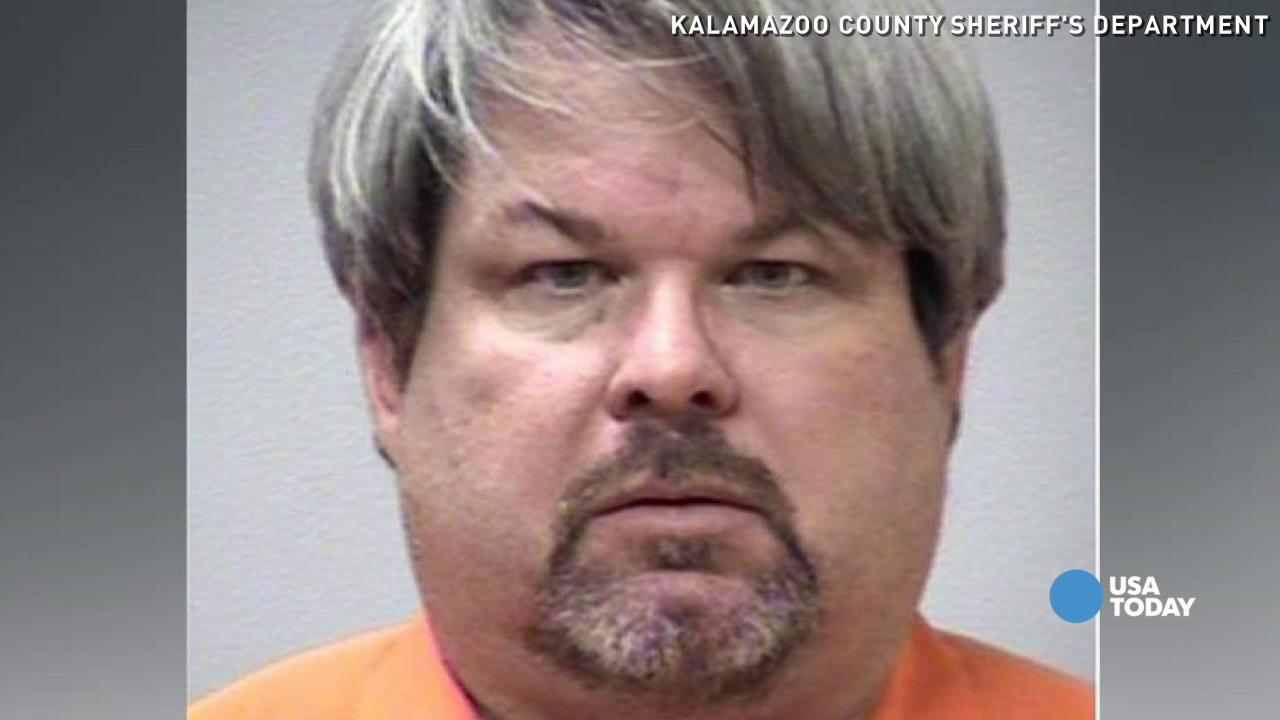 Prosecutor: Kalamazoo shooting suspect showed no emotion