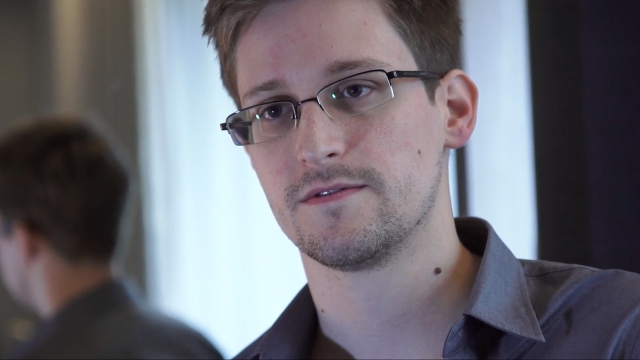 Edward Snowden says he'll return to U.S. if promised a fair trial