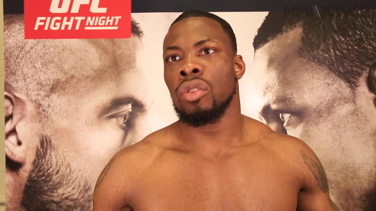 Oluwale Bamgbose says his creativity is the future of MMA