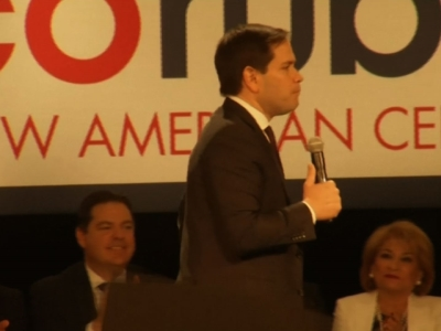 Rubio: 'We Have To Unite' In Order To Win